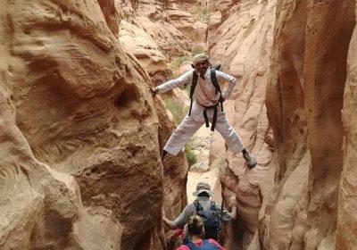 Ali Al Zalabieh - Wadi Rum Experience